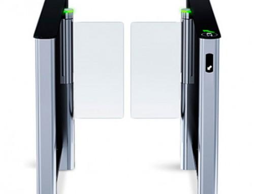 Pasillo automático de hojas batientes ST01