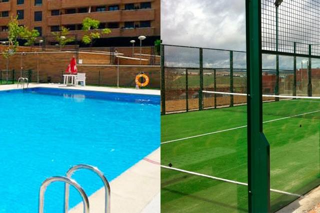 control de acceso comunidades de vecinos para p del y piscina